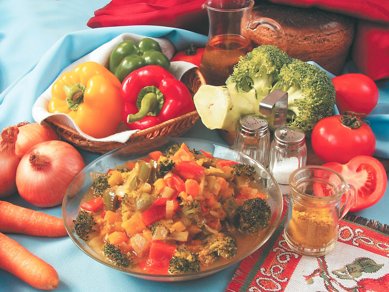 Лёгкие и простые рецепты блюд с фото