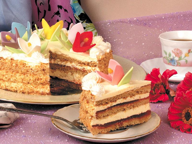 Торт сметанник рецепт с фото бистро